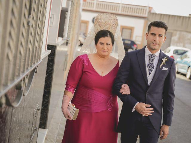 La boda de Jose Antonio y Carmen en Espartinas, Sevilla 8