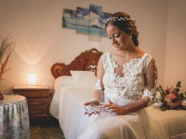 La boda de Jose Antonio y Carmen en Espartinas, Sevilla 15