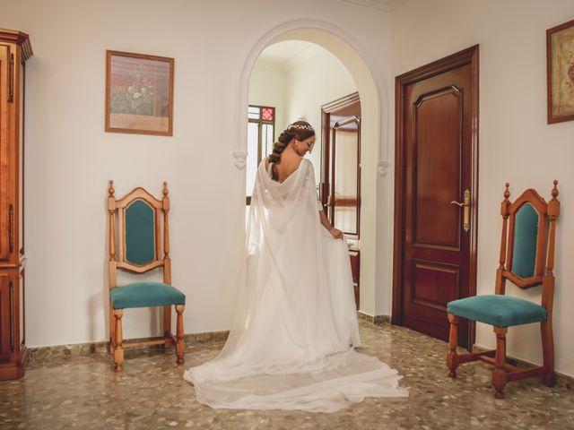La boda de Jose Antonio y Carmen en Espartinas, Sevilla 19