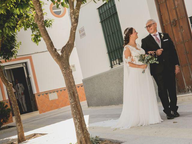 La boda de Jose Antonio y Carmen en Espartinas, Sevilla 21