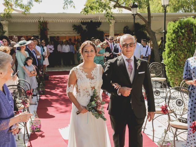 La boda de Jose Antonio y Carmen en Espartinas, Sevilla 26