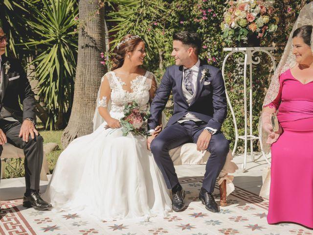 La boda de Jose Antonio y Carmen en Espartinas, Sevilla 27
