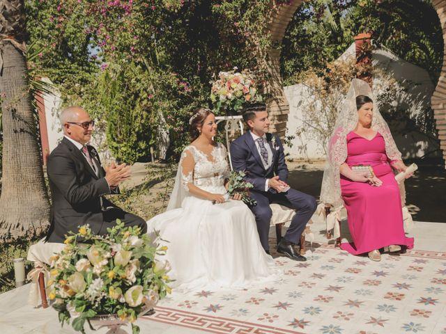 La boda de Jose Antonio y Carmen en Espartinas, Sevilla 28