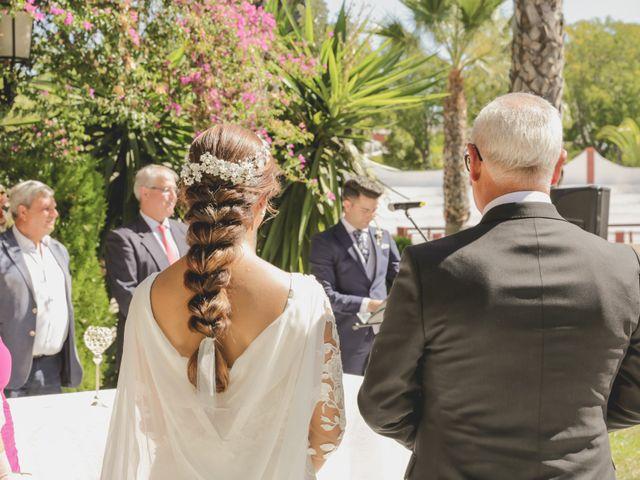 La boda de Jose Antonio y Carmen en Espartinas, Sevilla 29