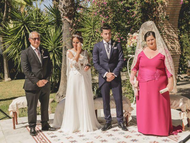 La boda de Jose Antonio y Carmen en Espartinas, Sevilla 30
