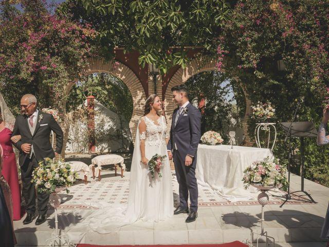 La boda de Jose Antonio y Carmen en Espartinas, Sevilla 31