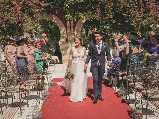 La boda de Jose Antonio y Carmen en Espartinas, Sevilla 32