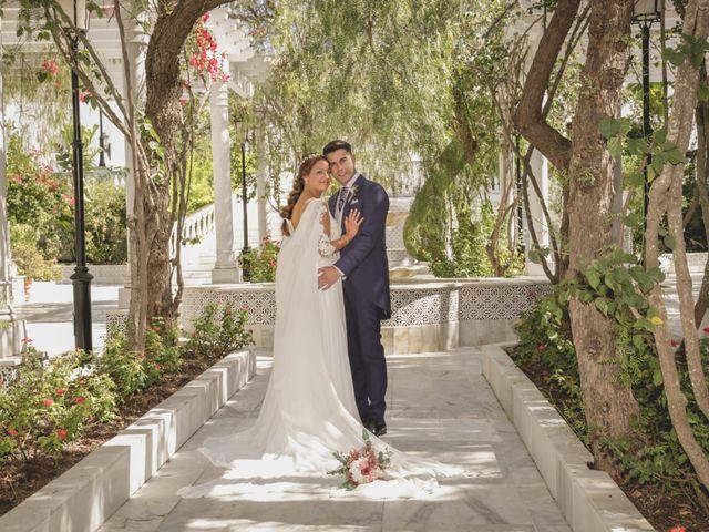 La boda de Jose Antonio y Carmen en Espartinas, Sevilla 33