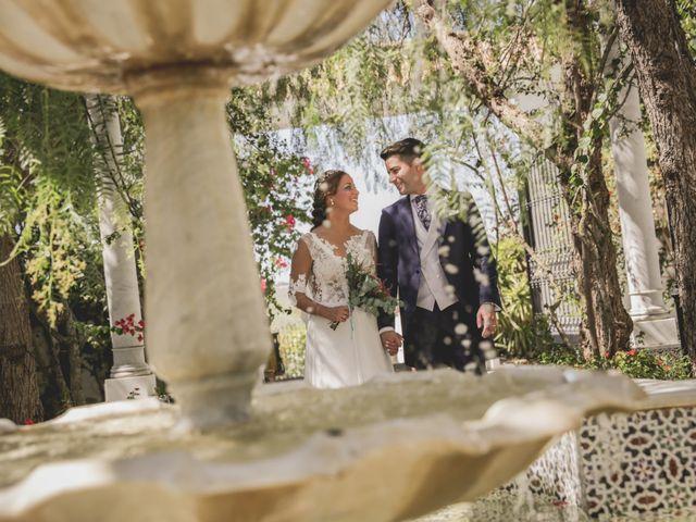 La boda de Jose Antonio y Carmen en Espartinas, Sevilla 34