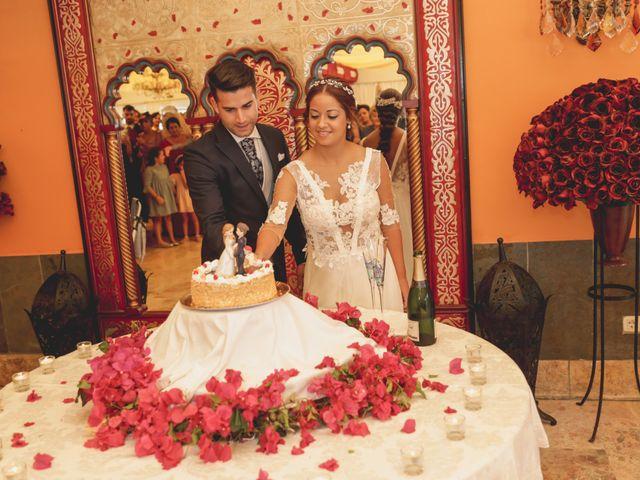 La boda de Jose Antonio y Carmen en Espartinas, Sevilla 41