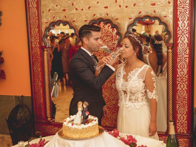 La boda de Jose Antonio y Carmen en Espartinas, Sevilla 42