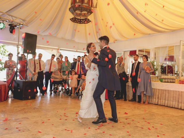 La boda de Jose Antonio y Carmen en Espartinas, Sevilla 43