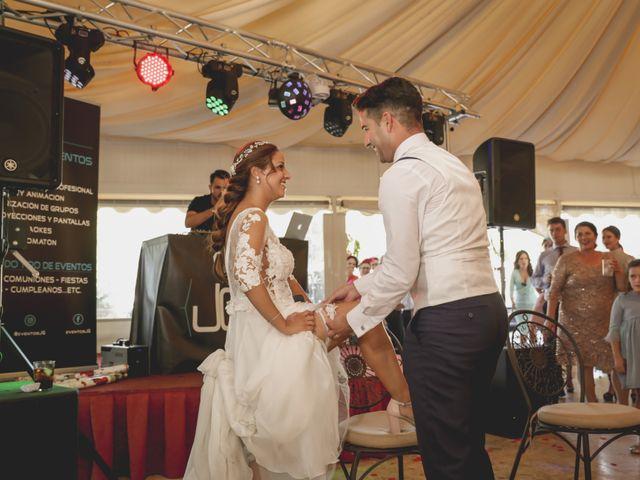 La boda de Jose Antonio y Carmen en Espartinas, Sevilla 44