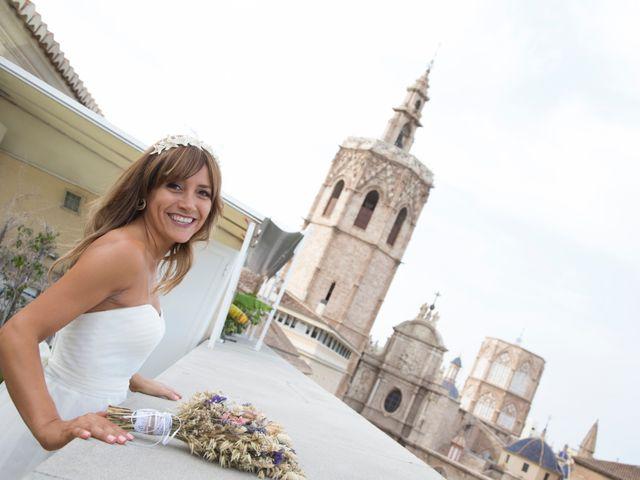 La boda de Andy  y Esther  en El Saler, Valencia 3