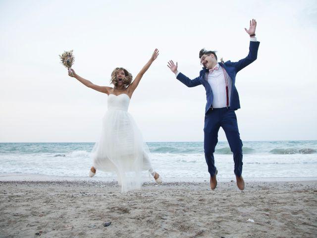 La boda de Andy  y Esther  en El Saler, Valencia 2