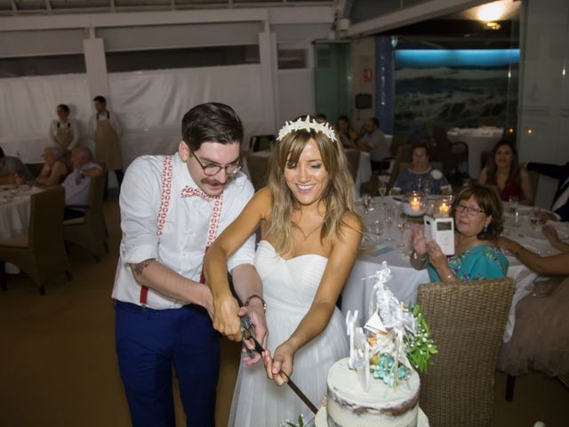 La boda de Andy  y Esther  en El Saler, Valencia 8