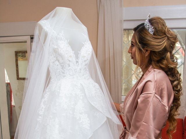 La boda de Daniel y Rosa en Madrid, Madrid 10