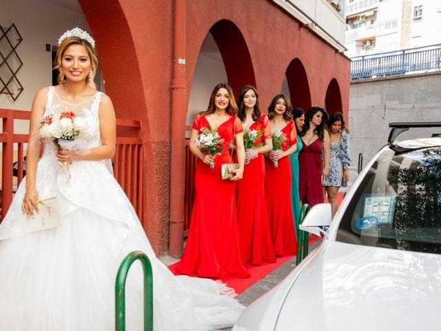 La boda de Daniel y Rosa en Madrid, Madrid 15