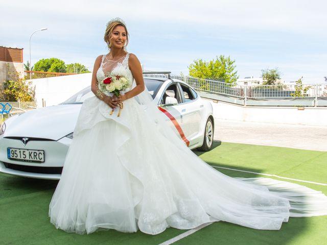La boda de Daniel y Rosa en Madrid, Madrid 16