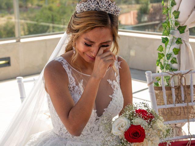 La boda de Daniel y Rosa en Madrid, Madrid 17