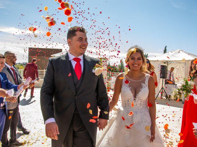 La boda de Daniel y Rosa en Madrid, Madrid 20