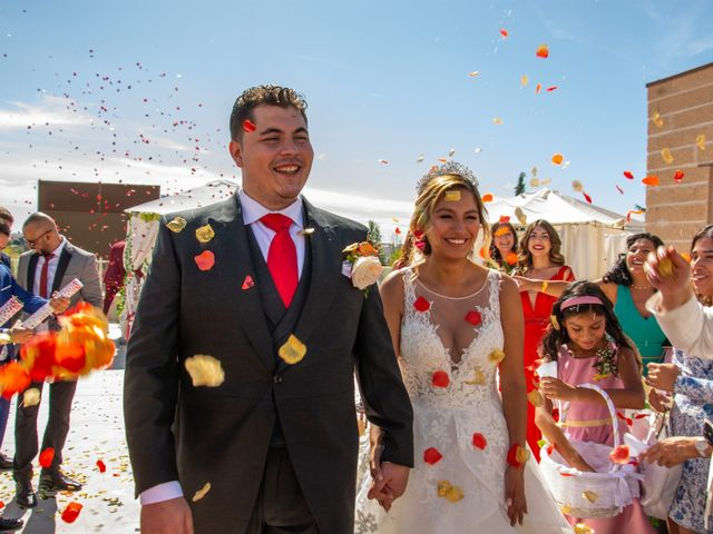 La boda de Daniel y Rosa en Madrid, Madrid 21