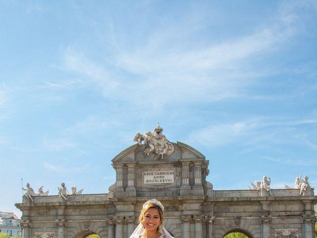 La boda de Daniel y Rosa en Madrid, Madrid 22