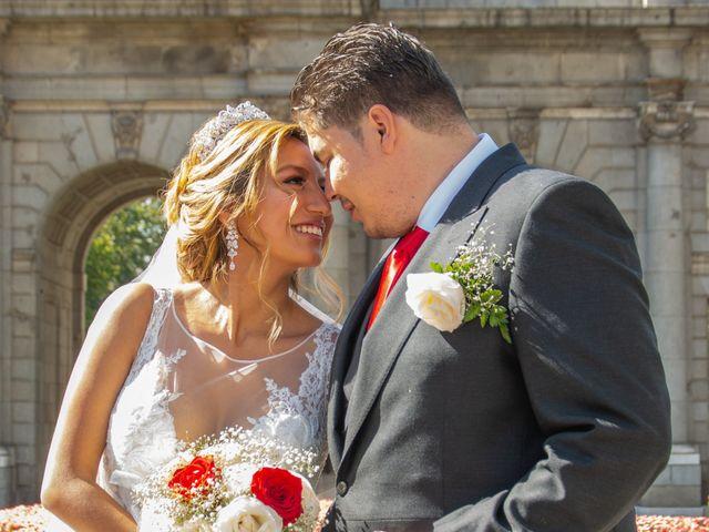 La boda de Daniel y Rosa en Madrid, Madrid 2