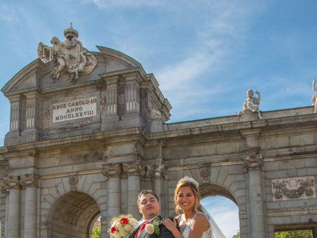 La boda de Daniel y Rosa en Madrid, Madrid 27
