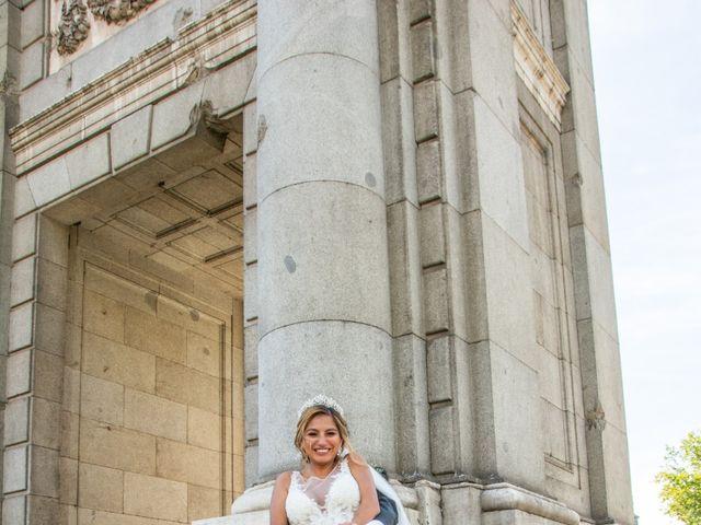 La boda de Daniel y Rosa en Madrid, Madrid 31