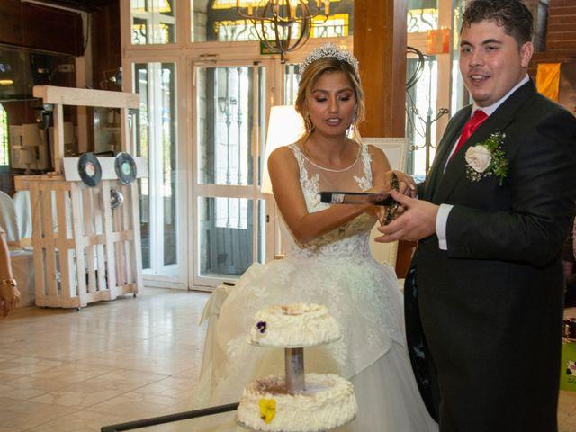 La boda de Daniel y Rosa en Madrid, Madrid 34