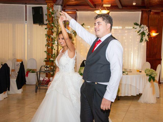 La boda de Daniel y Rosa en Madrid, Madrid 35