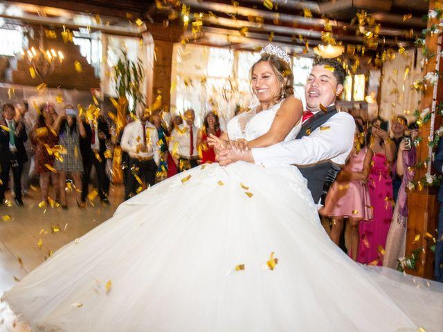 La boda de Daniel y Rosa en Madrid, Madrid 36