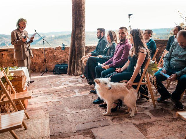 La boda de Jordi y Pilar en Prades, Tarragona 35
