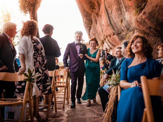 La boda de Jordi y Pilar en Prades, Tarragona 36