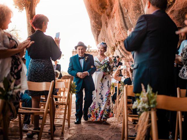 La boda de Jordi y Pilar en Prades, Tarragona 37