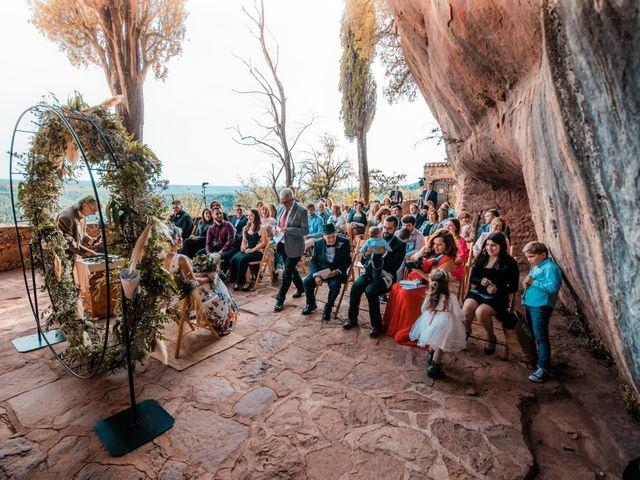 La boda de Jordi y Pilar en Prades, Tarragona 39