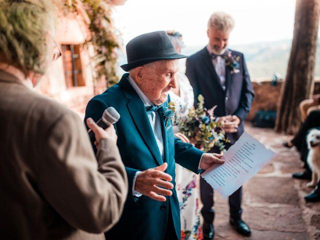 La boda de Jordi y Pilar en Prades, Tarragona 41