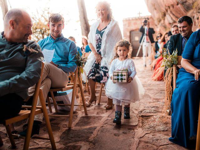La boda de Jordi y Pilar en Prades, Tarragona 45