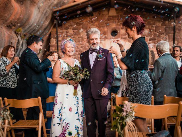 La boda de Jordi y Pilar en Prades, Tarragona 1