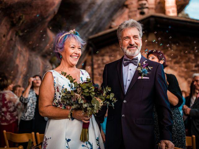 La boda de Jordi y Pilar en Prades, Tarragona 48