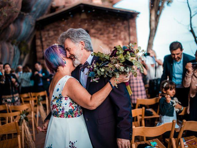 La boda de Jordi y Pilar en Prades, Tarragona 49