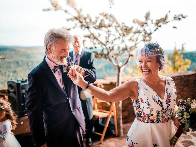 La boda de Jordi y Pilar en Prades, Tarragona 50