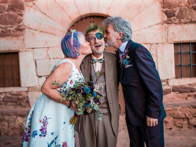 La boda de Jordi y Pilar en Prades, Tarragona 52