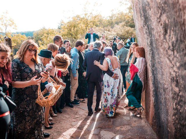 La boda de Jordi y Pilar en Prades, Tarragona 53