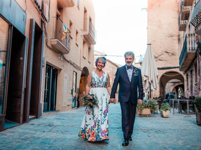 La boda de Jordi y Pilar en Prades, Tarragona 62