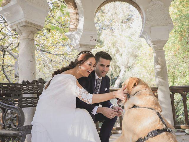 La boda de Jose Antonio y Carmen en Espartinas, Sevilla 46