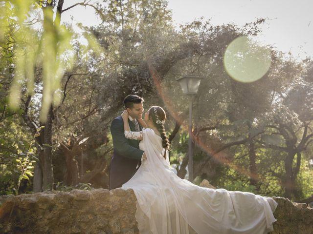 La boda de Jose Antonio y Carmen en Espartinas, Sevilla 49