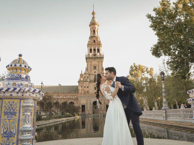 La boda de Jose Antonio y Carmen en Espartinas, Sevilla 55