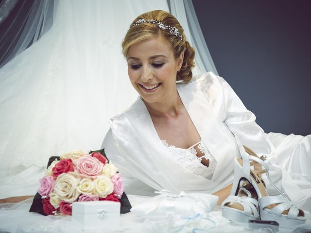 La boda de Daniel y Loli en Santa Maria Del Aguila, Almería 21